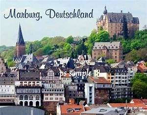 Eby De : germany marburg deutschland travel souvenir flexible fridge magnet ebay ~ Orissabook.com Haus und Dekorationen