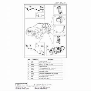 Need Instructions To Replace The Fuel Pump On A 2003 Ford