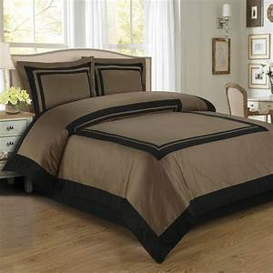Taupe, Bedding, Sets, U2013, Ease, Bedding, With, Style