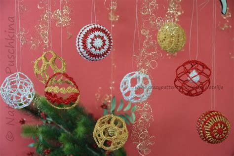Weihnachtskugeln Häkeln Diy Weihnachtsdeko