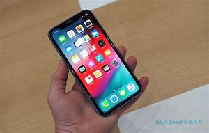 iPhone XS and XR selfie problems addressed in iOS 12.1 ...