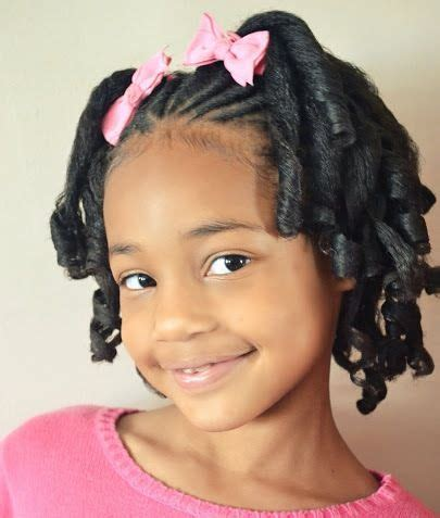 african american  girl ponytail hairstyles  kay