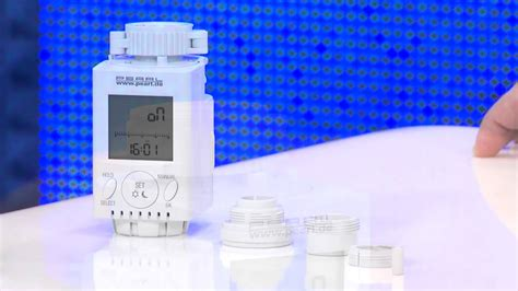 programmierbarer heizkörper thermostat programmierbarer heizk 246 rper thermostat energiesparregler