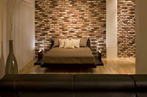 Decorating ideas for bedroom walls, low ceiling living