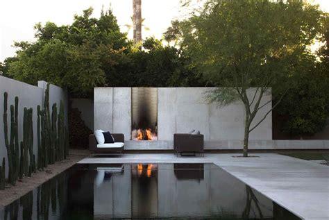 contemporary minimalist landscape archdsgn