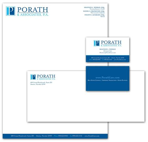 law firm letterhead design google search