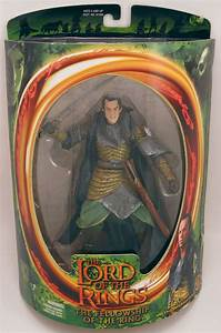 Elrond, Action, Figure, Lord, Of, The, Rings, Fellowship, Nrfb, 2001