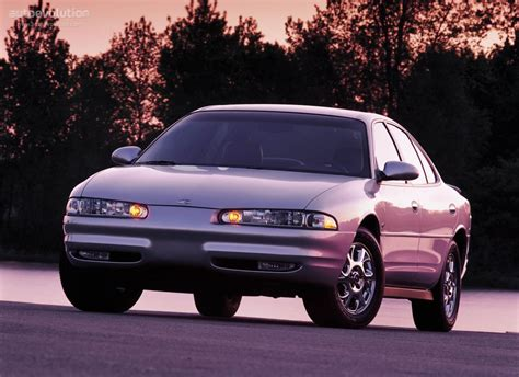 oldsmobile intrigue specs