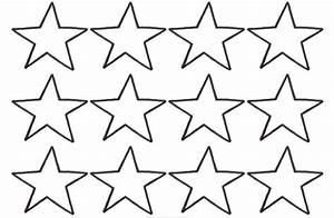 small star outline clipartsco With small star template printable free