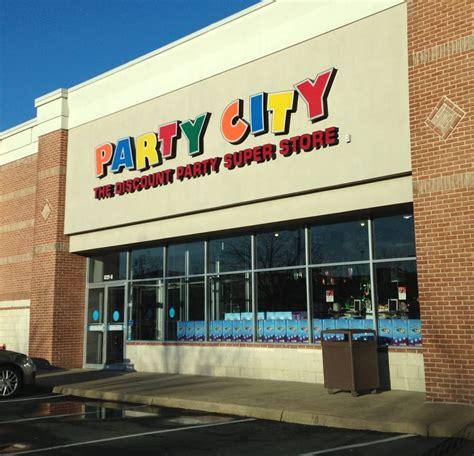 l store springfield va party city party supplies springfield va yelp