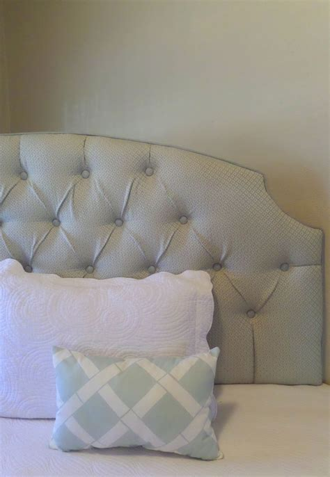 Wall Mounted King Size Upholstered Headboard
