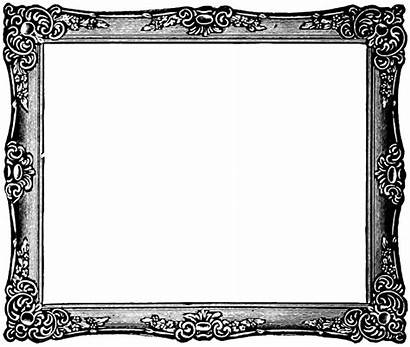 Transparent Frame Border Decorative Freepngimg