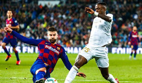 Публикация от real madrid c.f. Real-Barça: l'échange tendu entre Piqué et Vinicius