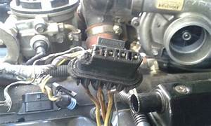 Melted Glow Plug Harness