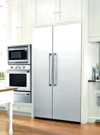 thermador   built  freedom series refrigeratorfreezer  appliance outlet