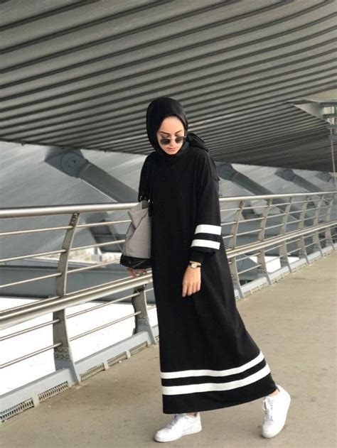 kefta design seritli siyah elbise alisverisyesil