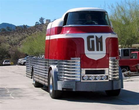 custom gm futurliner  expensive car hauler autofluence