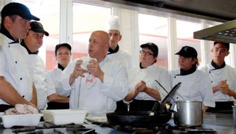 cuisine formation thierry marx chef d orchestre d 39 une formation à la cuisine nomade