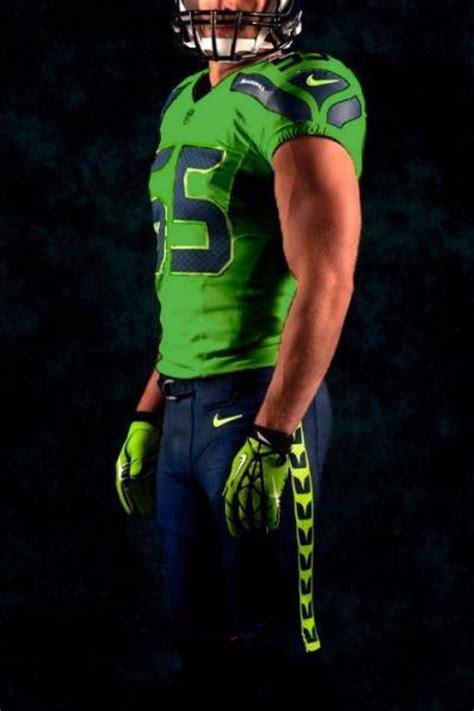 petition seattle seahawks  wear green jerseys