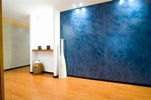 murs en beton cire une solution tendance et moderne With porte d entrée pvc avec béton ciré mur salle de bain