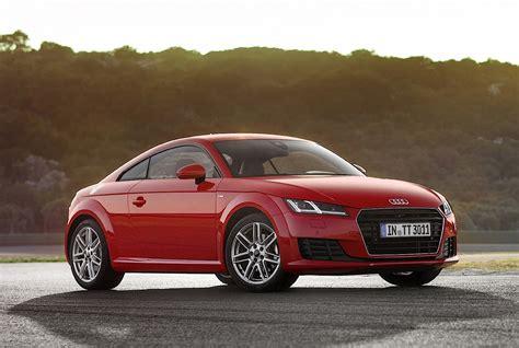 2018 Audi Tt 8s Review Autoevolution