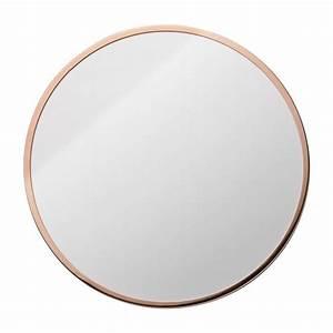 Miroir Rond 50 Cm : miroir rond mural design bloomingville par ~ Dailycaller-alerts.com Idées de Décoration