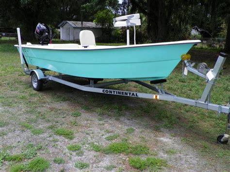 Tiller Flats Boats For Sale by 2016 Stumpnocker 174 Sport Skiff Tiller Lakeland Fl For