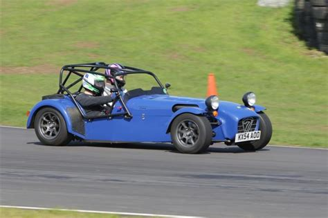 Road Specification Caterham R400 Race Car.