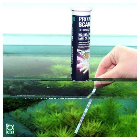 test d eau aquarium kit de test d eau pour aquarium proscan jbl animal co