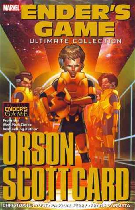 enders game ultimate collection  christopher yost