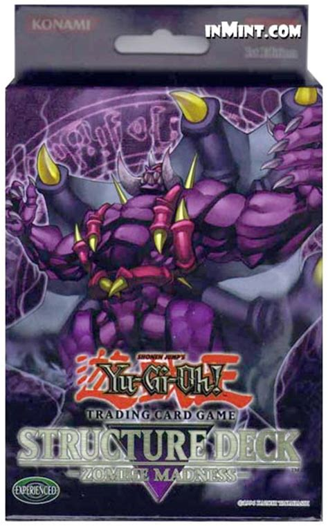 Madness Structure Deck 1st Edition by Inmint Yugioh Madness Structure Deck 40