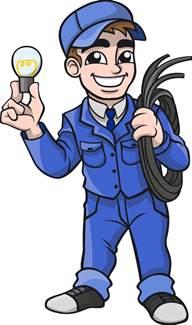 Free Electrician Clip Art