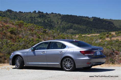 Review Lexus Ls by Review 2013 Lexus Ls 460 F Sport The