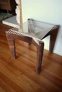 Ausgefallene Tische Selber Machen : diy able mid century modern furniture chair stool unique accent furniture on etsy ~ Orissabook.com Haus und Dekorationen