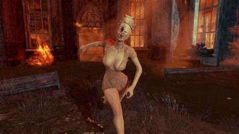 nurses  silent hill homecoming  version  fallout