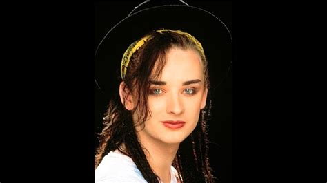 Boy George Images Boy George From Baby To 56 Year