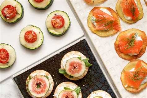 baked canapes whole food republic