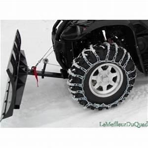 Chaine Neige Scenic 4 : lot de 4 chaines neige et verglas pour quad avec des roues standard de 25 8 12 et 25 10 12 ~ Melissatoandfro.com Idées de Décoration