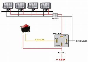 Aux Light Wiring Diagram Needed