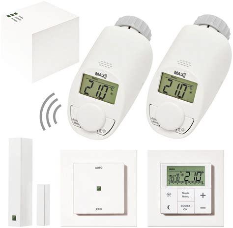 max smart home max smart home set 187 hausl 246 sung premium 171 6 tlg heizk 246 rperthermostat gateway