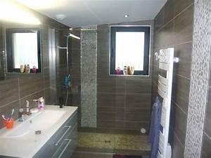 Salle De Bain 5m2 : awesome exemple salle de bain 5m2 contemporary design ~ Dailycaller-alerts.com Idées de Décoration