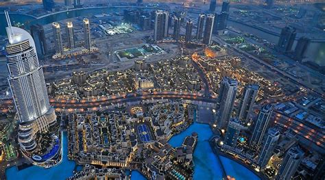 Burj Khalifa Top Floor Inside by View From The Top Of The Tallest Building In The World