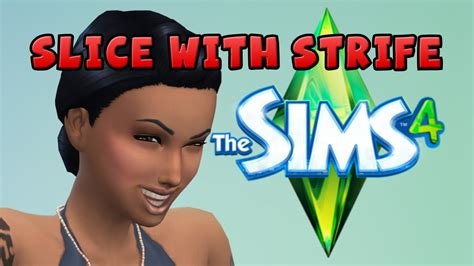 Sims 4 game pack guides. Sims 4 (1/2) - Slice With Strife - YouTube