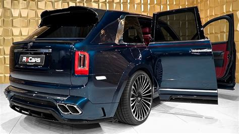 It lacks the luxury, prestige and gravitas of the cullinan. 2020 MANSORY Rolls Royce Cullinan - Gorgeous Luxury SUV ...