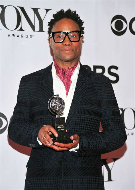 billy porter says goodbye role that taught dream