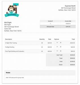 download sample of invoice bill rabitahnet With invoice bill