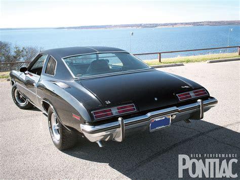 1973 Pontiac Grand Am 455