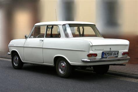 Opel Kadett A by Opel Kadett A