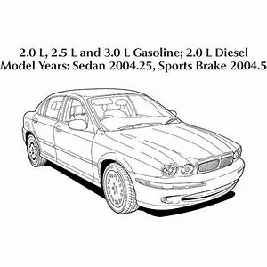 Jaguar X-type 2004 - Electrical Guide