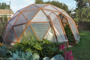 Simple Green Building Plans Ideas by How To Build A Geodome Greenhouse Northern Homestead
